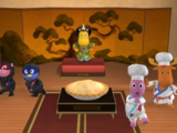 Pie Samurai