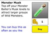 Backyard Monsters Monster Musk Refill