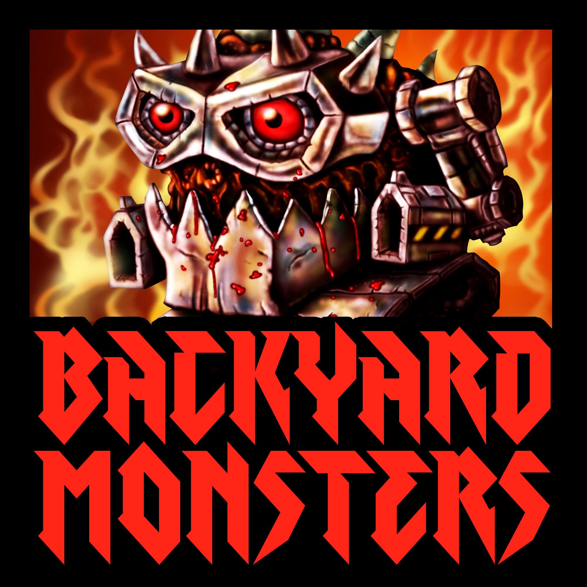 +46 Backyard Monsters Inferno | Outdoorhom
