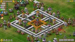 Example of Quadrant Base (1)