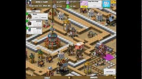 BackYard Monsters - Level 6 Korath Solo Lv42 Kozu's Tribe