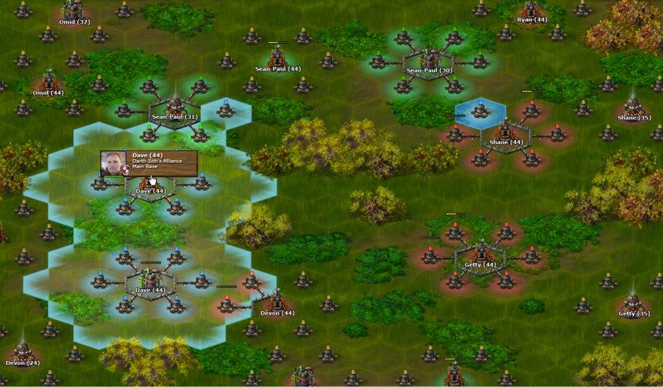 World Map V3 (MR3)