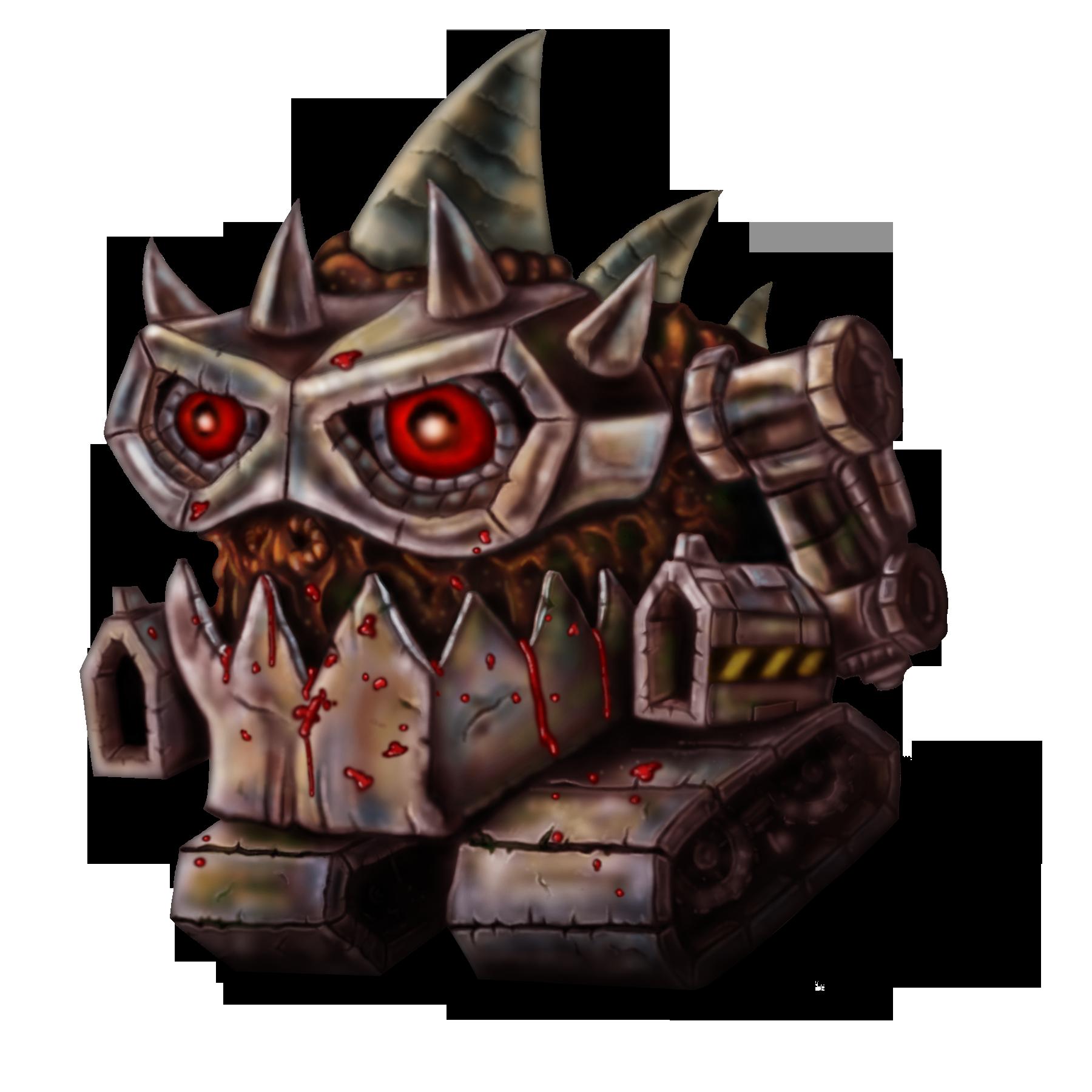 Image D A V E Png Backyard Monsters Wiki Fandom Powered By Wikia