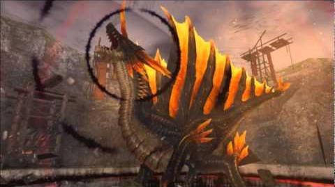 Monster Hunter Frontier - Rukodiora Theme - Extended