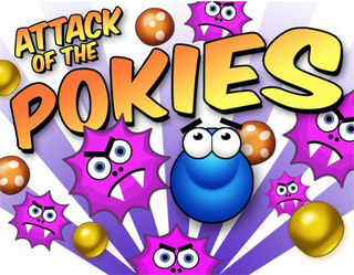 Attack of the Pokeys LOGO