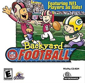 Backyard Football Video Game backyard football series | backyard sports wiki | fandom powered