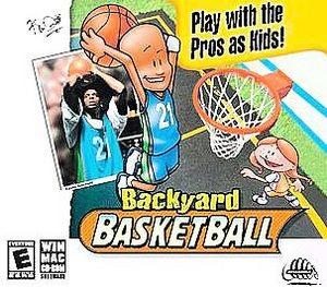 Delicieux Backyard Basketball Series