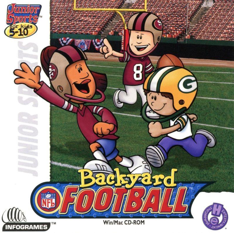 Backyard Football (1999) | Backyard Sports Wiki | Fandom