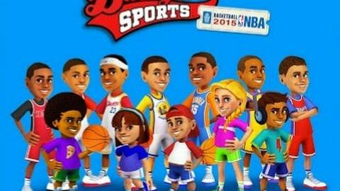 -BYS NBA Basketball 2015 - Android Walkthrough