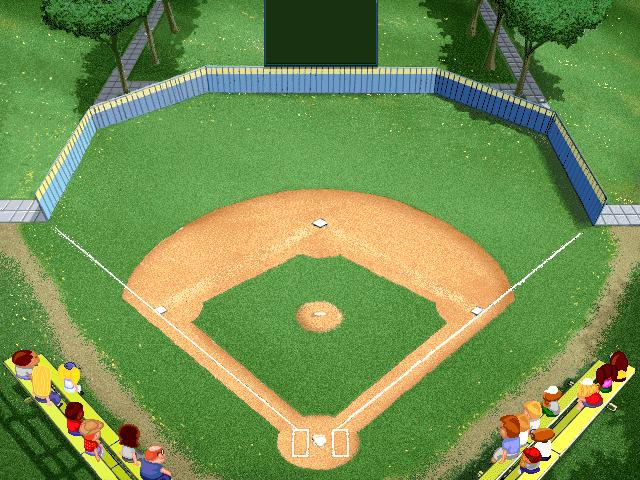 Backyard Baseball Fields parks department field no. 2   backyard sports wiki   fandom powered