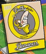 Nutty Bananas byb