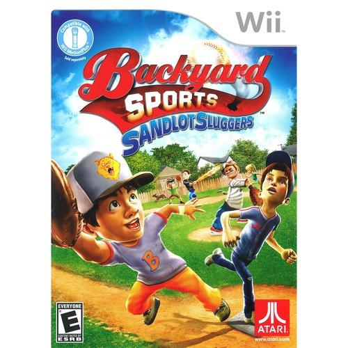 Backyard Sports: Sandlot Sluggers | Backyard Sports Wiki ...