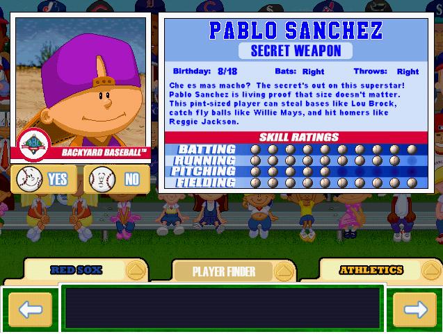 Pablo Sanchez Backyard Sports image - pablo sanchez  | backyard sports wiki | fandom powered