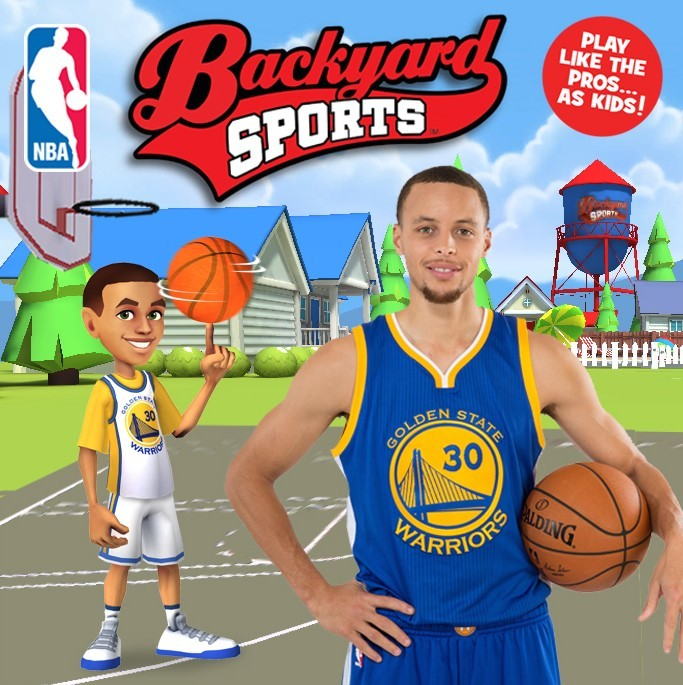 Etonnant Backyard Sports NBA Basketball 2015 | Backyard Sports Wiki | FANDOM Powered  By Wikia