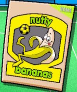 Nutty Bananas bys