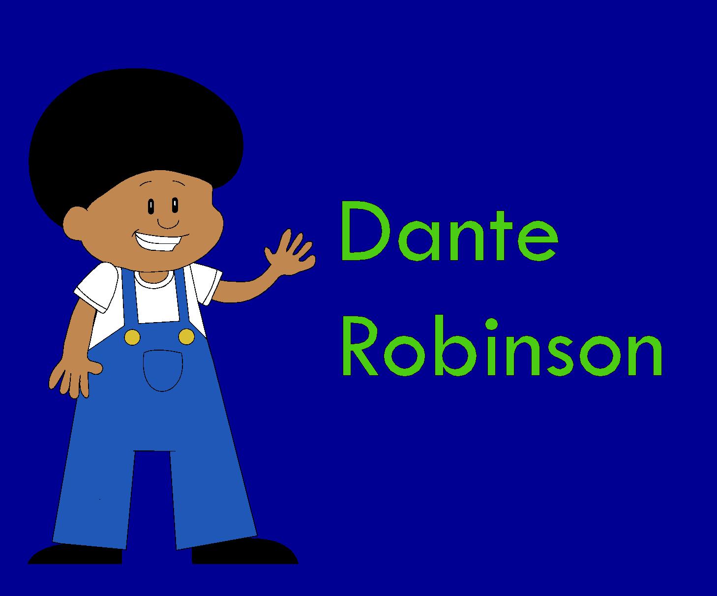 Dante Robinson Backyard Baseball dante robinson (the backyard show) | backyard sports fanon wikia