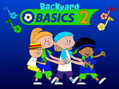 Backyard Basics 2 (Backyard Sports soccer TV Special) Banner