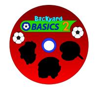 Backyard Basics 2 (Backyard Sports soccer TV Special) DVD CD
