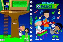 Backyard Basics 2 (Backyard Sports soccer TV Special) bigger DVD box