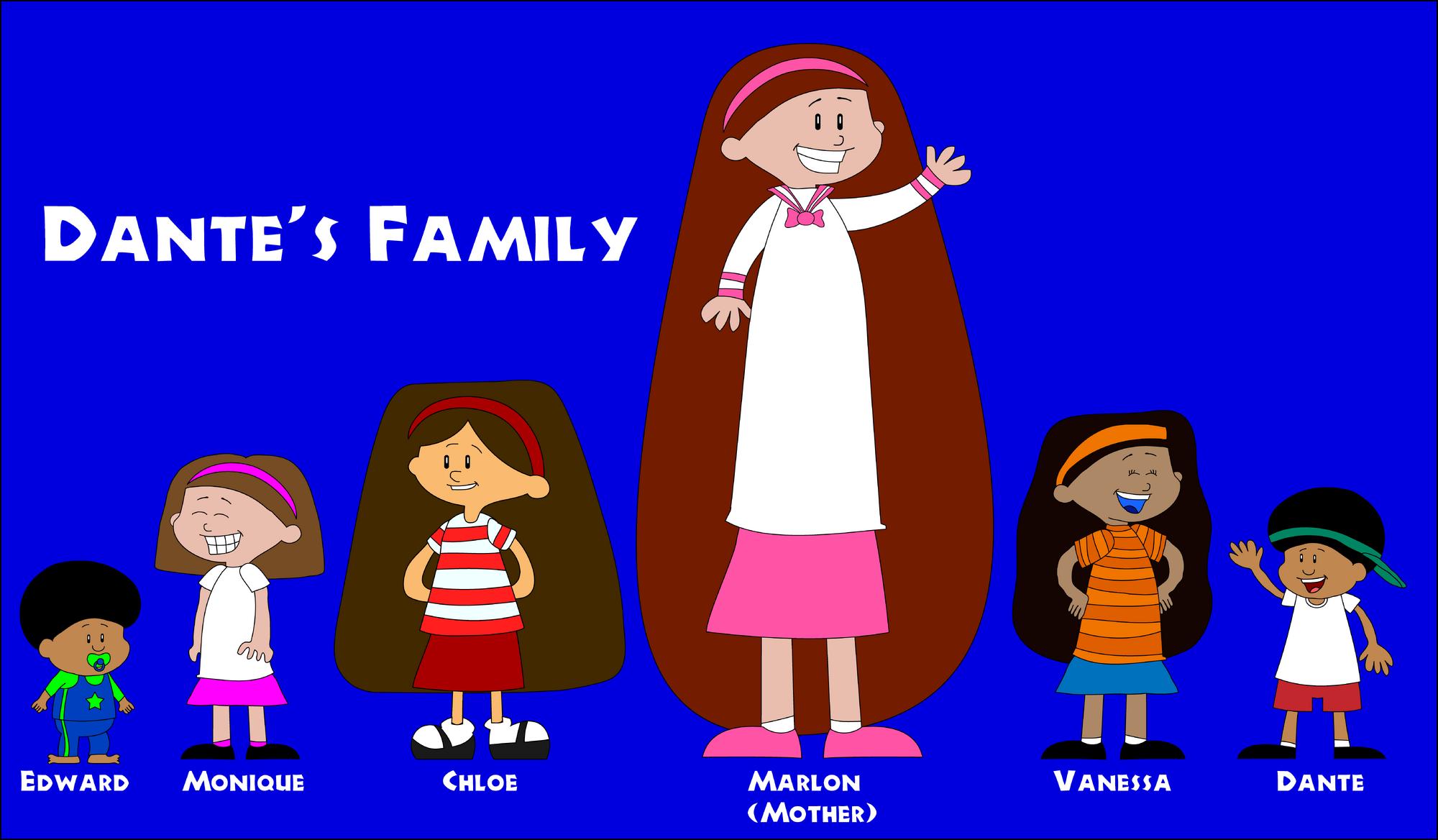image dante u0027s full family png backyard sports fanon wikia