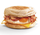 Bacon, Egg and Cheese Muffin