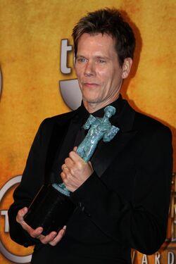 Kevin Bacon at the 2010 SAG Awards