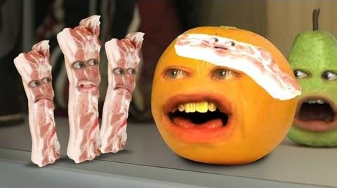 Annoying Orange - Bacon Invaders (ft. Harley from EpicMealTime)