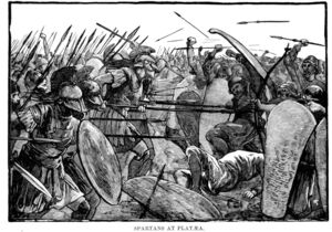 Battle-of-plataea