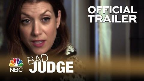 Bad Judge NBC Official Trailer HD BAD JUDGE