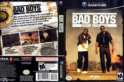 Bad-Boys-Wikia Miami-Takedown GC-cover 01