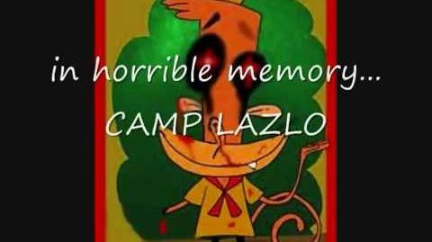 Camp Lazlo CreepyPasta