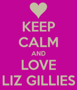Liz gillies love