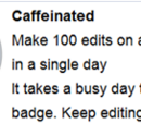 Koffeinholdig