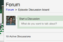 Forum Extension icon