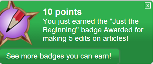 Bestand:Just the Beginning (earned).png