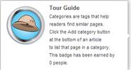 Tour Guide (req hover)