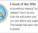 Amigo del Wiki