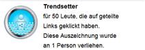 Trendsetter (Hover erh.)