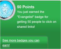 Evangelist (earned)