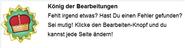 König der Bearbeitungen (Hover angef.)