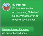 Talkshow (erhalten)