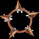 Bronze Badge top