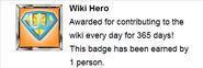 Wiki Hero! (earned hover)