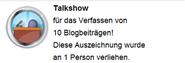 Talkshow (Hover erh.)
