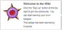 Welcome to the Wiki (un-hover)