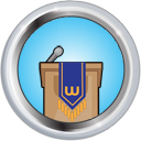 Public Speaker-icon