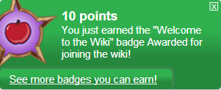 Bestand:Welcome to the Wiki (earned).png
