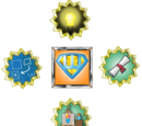 Badge вики