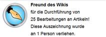 Freund des Wikis (Hover erh.)