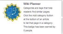 Wiki Planner (un-hover)